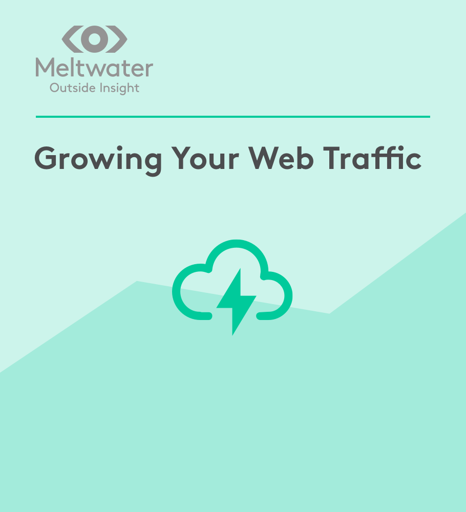 growing your web traffic