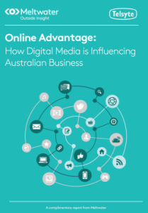 INSIGHT AU - TELSYTE ONLINE ADVANTAGE HOW DIGITAL MEDIA IS INFLUENCING AUSTRALIAN BUSINESS